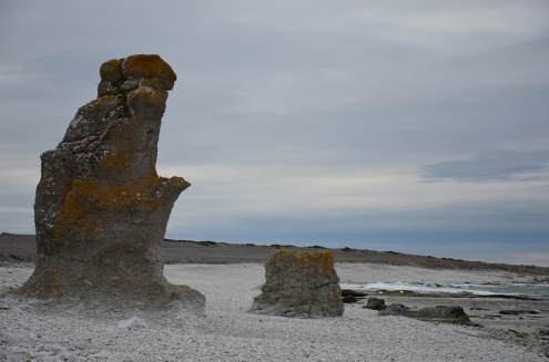 Rauk in Fårö